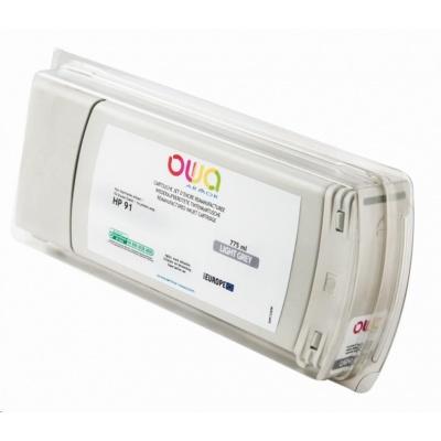 OWA Armor cartridge pro HP DesignJet Z 6100, 775ml, C9466A, light Grey