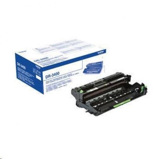 BROTHER fotoválec DR-3400 (HL-L5xxx,HL-L6xxx,DCP/MFC-L5xxx, DCP/MFC-L6xxx, do 30 000 str.)