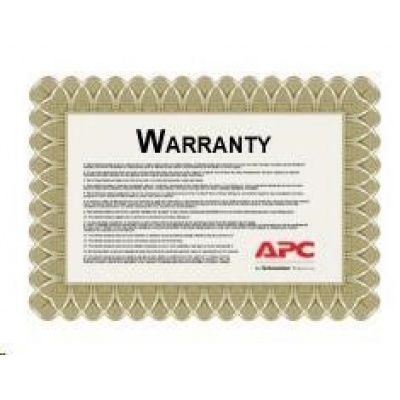 APC (1) Extended Warranty, DC-10