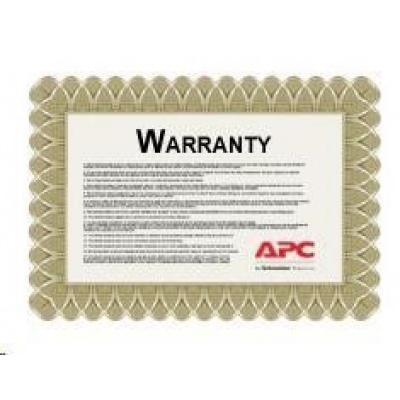 APC (1) Extended Warranty, DC-10