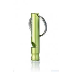 Naturehike bezpečnostní píšťalka krátká 12g - zelená