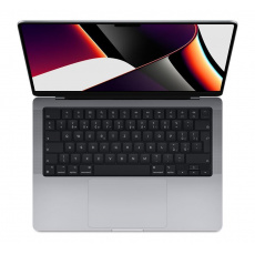 APPLE MacBook Pro 14'' Apple M1 Pro chip with 10-core CPU and 16-core GPU, 1TB SSD - Space Grey