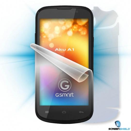 ScreenShield fólie na celé tělo pro GigaByte GSmart Aku A1