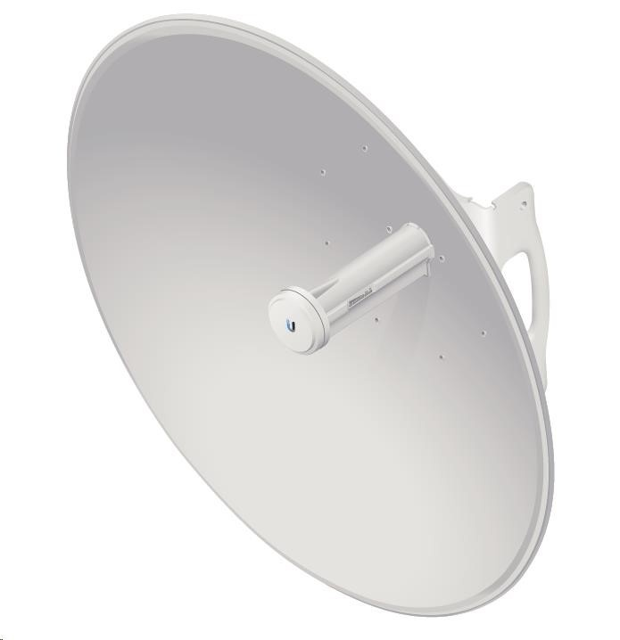 UBNT airMAX PowerBeam5 AC 2x29dBi [620mm, Client/AP/Repeater, 5GHz, 802.11ac, 10/100/1000 Ethernet]