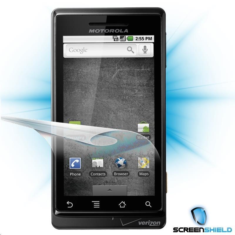 ScreenShield fólie na displej pro Motorola Droid 2 Milestone
