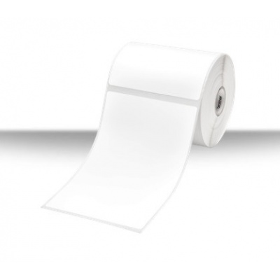 BROTHER papír - RD-S02E1 (papírové štítky 278 ks) - Role předřezaných štítků pro tiskárny TD-4000 a TD-4100N 102x152mm