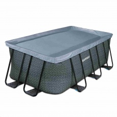 Marimex Krycí plachta pro bazény Florida Premium Ratan 2,15 x 4 m