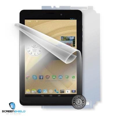 ScreenShield fólie na celé tělo pro Prestigio Multipad 4 Quantum 8 3G