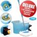 Hurricane Spin mop Deluxe rotační čistící mop