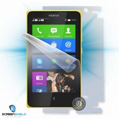 ScreenShield fólie na celé tělo pro Nokia X Dual SIM