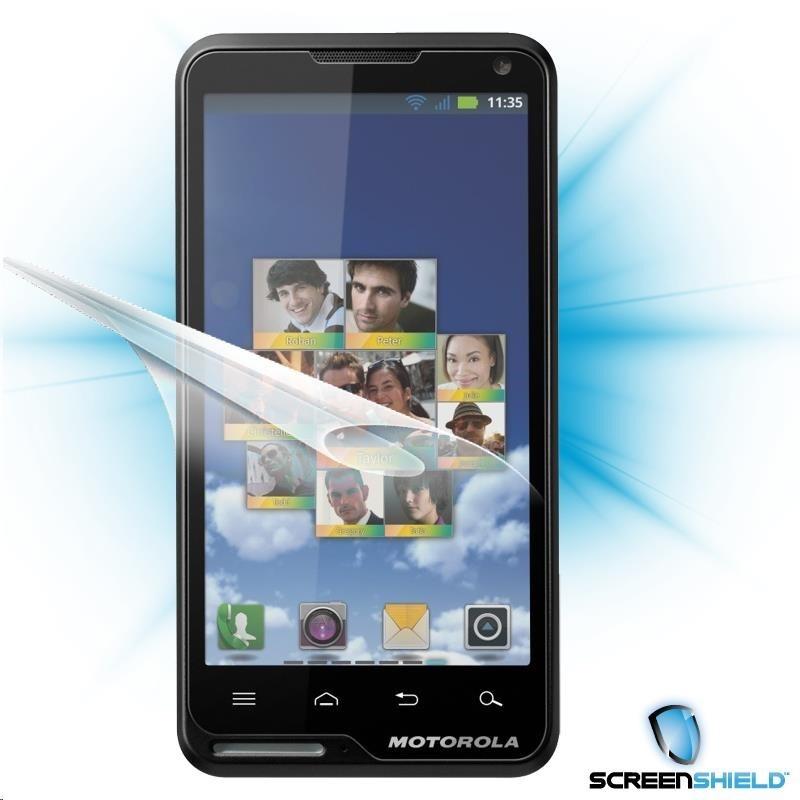 ScreenShield fólie na displej pro Motorola Motoluxe Ironmax XT615