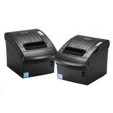 BIXOLON/Samsung SRP-350plusIII pokladní termotiskárna, RS232/USB/LAN, černá, řezačka, zdroj
