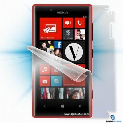 ScreenShield fólie na celé tělo pro Nokia Lumia 720