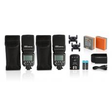 Hahnel Blesk Hahnel Modus 600RT MK II Pro Kit Canon
