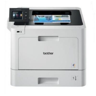 BROTHER tiskárna color laserová HLL-8360CDW - A4, 31ppm, 2400x600, 512MB, PCL6, USB 2.0, LAN, WiFi, 250+50listů, DUPLEX