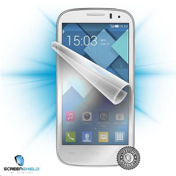 ScreenShield fólie na displej pro Alcatel One Touch 5036D Pop C5