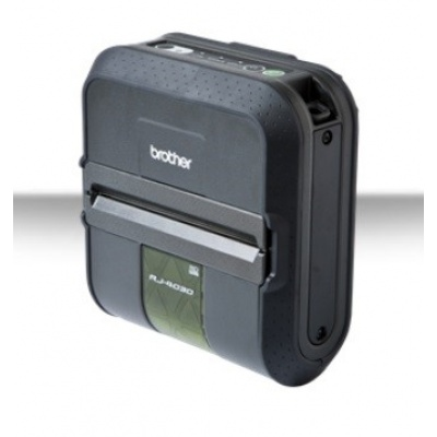 BROTHER tiskárna účtenek RJ-4030 ( termotisk, 118mm účtenka, USB bluetooth 16MB ) - bez baterie a adaptéru