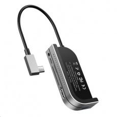 Baseus multifunkční HUB pro iPad Pro USB-C, šedá