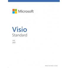 Visio Standard 2021 CZ
