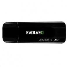 EVOLVEO Venus T2, 2x HD DVB-T2 USB tuner