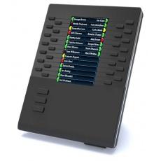 Mitel rozšiřující konzole M685i pro modely 6865i/6867i/6869i, 28 tlačítek, barevný LCD displej