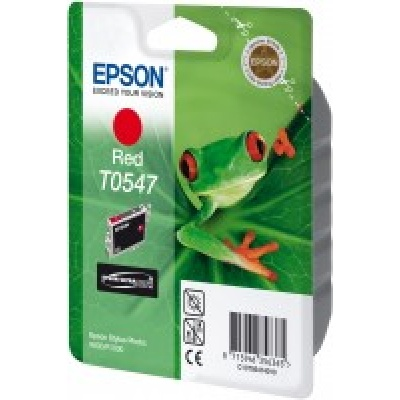 EPSON ink bar Stylus Photo R800/R1800 - Red