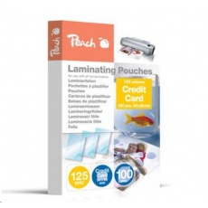 Peach Laminovacia fólia credit 125mic PP525-07