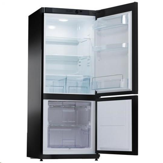 SNAIGE RF27SM P1JJ22 černá chladnička kombinovaná