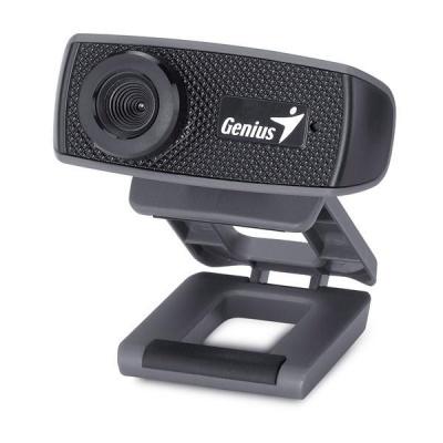 GENIUS webkamera FaceCam 1000X V2/ HD/ 720P/ USB2.0/ UVC/ mikrofon