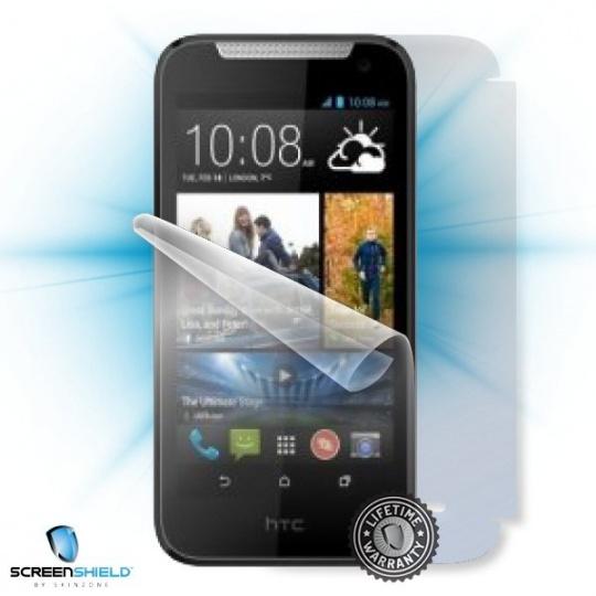 ScreenShield fólie na celé tělo pro HTC Desire 816