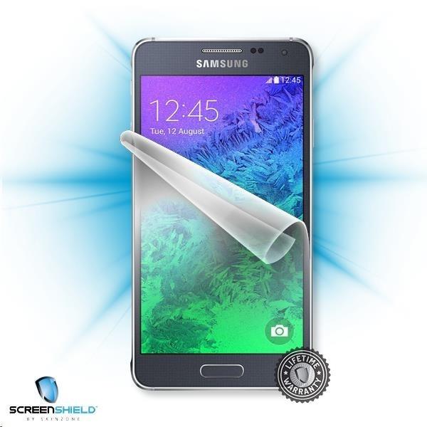 ScreenShield fólie na displej pro Samsung Galaxy Alpha (SM-G850)