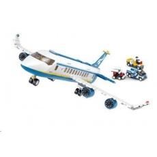 Sluban B-0366 Letadlo pro přepravu osob 463 dílků