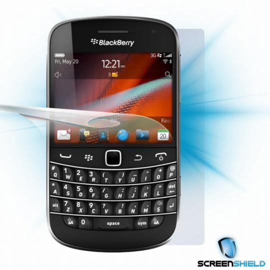 ScreenShield fólie na celé tělo pro Blackberry Bold 9900