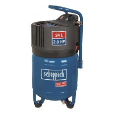 Scheppach HC 24 V bezolejový vertikální kompresor