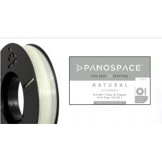 FILAMENT Panospace type: PLA -- 1,75mm, 326 gram per roll - Přírodní