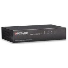 Intellinet Switch 5 Port 10/100, kov
