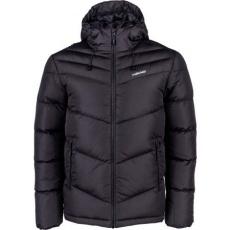 HEAD pánská zimní bunda s kapucí LUBAN velikost L - černé provedení - PROMO AKCE LENOVO