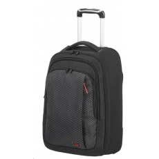 """American Tourister Fast Route LAPT.BACKP./WH 15.6"""" CORE Black"""
