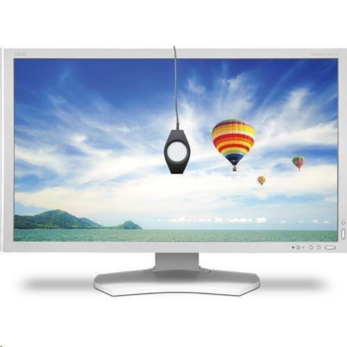 "NEC MT 30"" LCD MuSy PA302W-SV2 Black GB-R LED AH-IPS,2560x1600/60Hz,7ms,1000:1,340cd,DVI+HDMI+mDP+DP,USB,108% Adobe,USB"