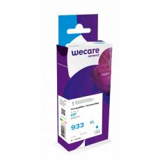 WECARE ARMOR cartridge pro HP Officejet 6100, 6600 (CN054AE), modrá/cyan, 12ml, 950str