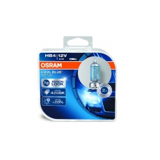 OSRAM autožárovka HB4 COOL BLUE INTENSE 12V 51W P22D (Duo-Box)