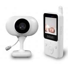 EVOLVEO Baby Monitor N2, HD LCD displej, IR přísvit, uspávací režim