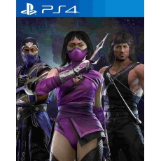 PS4 hra Mortal Kombat XI Ultimate