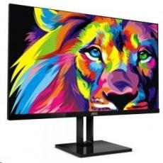 """AOC MT IPS LCD  WLED 23,8"""" 24V2Q - IPS panel, 1920x1080, 250cd/m, 5ms, HDMI, DP, bezrameckovy design"""
