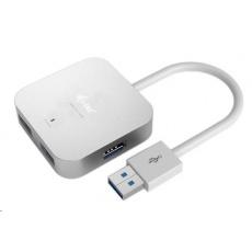 iTec USB 3.0 Hub 4-Port Metal - passive