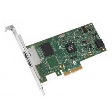 Intel Ethernet Server Adapter I350-F2, bulk