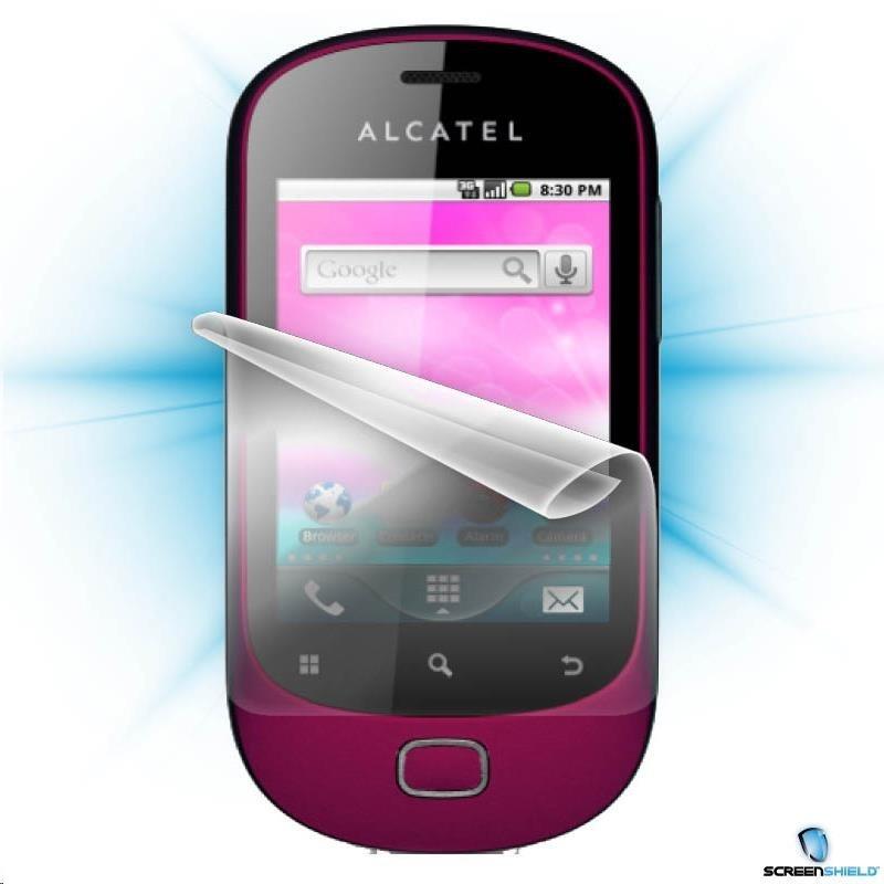 ScreenShield fólie na displej pro Alcatel OT908