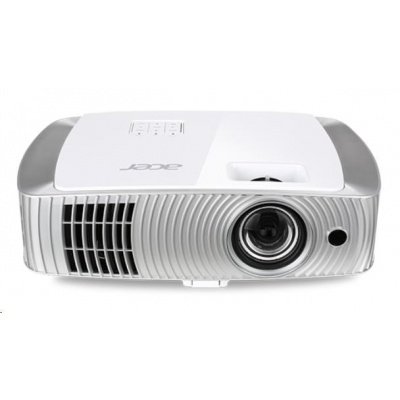 ACER Projektor H7550ST - NVIDIA&BluRay 3D,ColorBoost 3D,1080p (1920x1080),3000Lm,16000:1,VGA,HDMI(MHL),2xrepro,4000hod