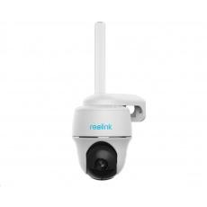 REOLINK bezpečnostní kamera Go PT + solar panel 1080P, 4G LTE