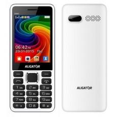 Aligator D940 Dual SIM, bílá